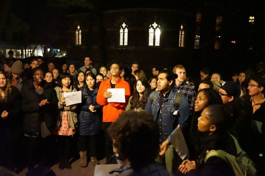 Princeton Protest