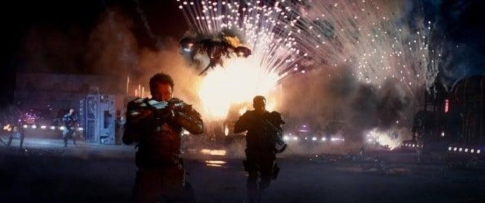 Robot Explosion