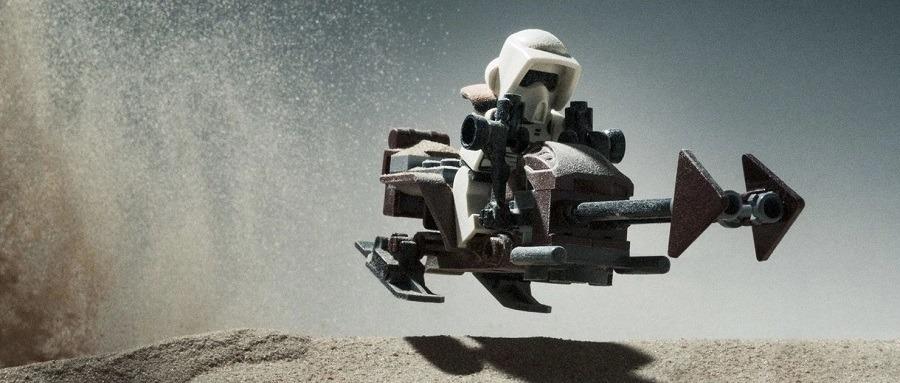 Star Wars Legos Storm Trooper