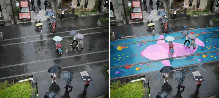 Street Murals Appear Seoul