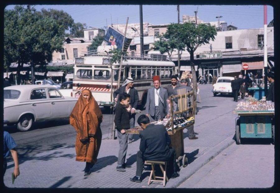 Syria 1960s Street