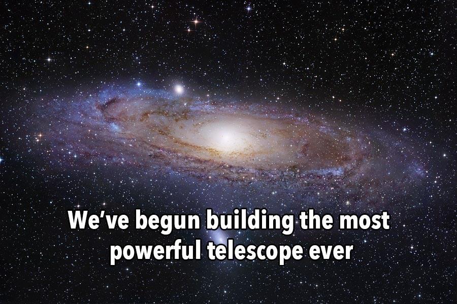 Thankful List Telescope
