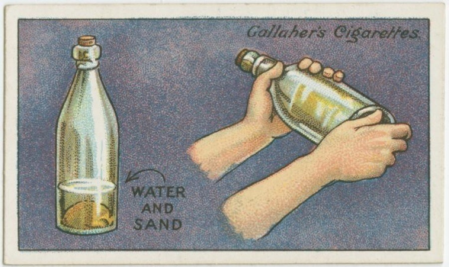 Vintage Bottle Cleaning Advice