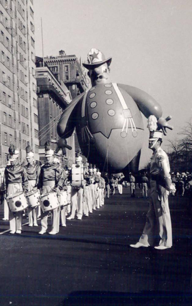 Vintage Macys Thanksgiving Day Parade Photos Harold Fireman