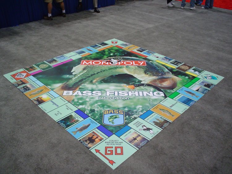 Weird Monopoly Games Bass