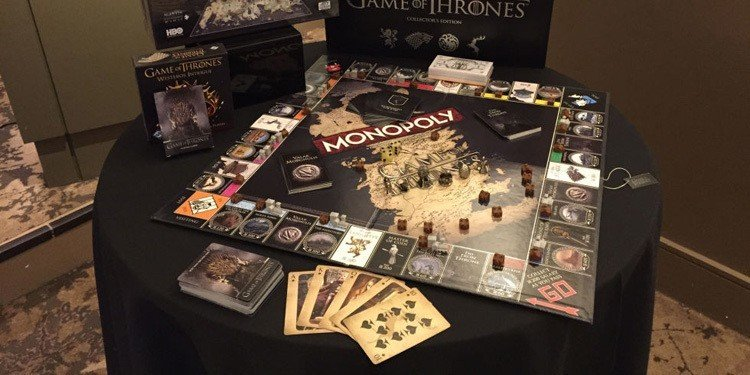 Weird Monopoly Games Game Thrones