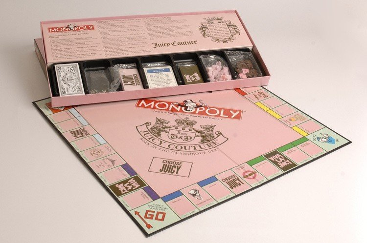 Weird Monopoly Games Juicy