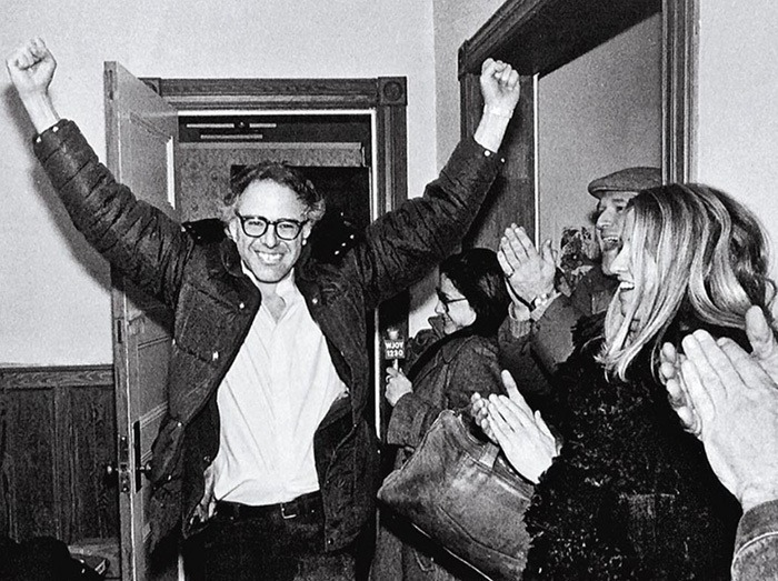 Young Bernie Sanders Pictures