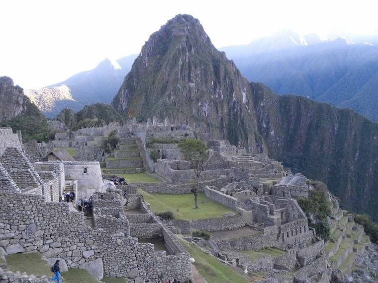Machu Picchu Morning View