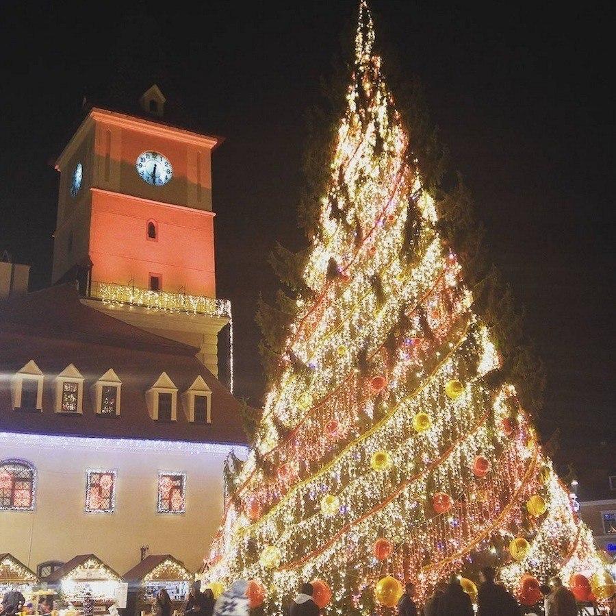 Romanian Xmas Tree