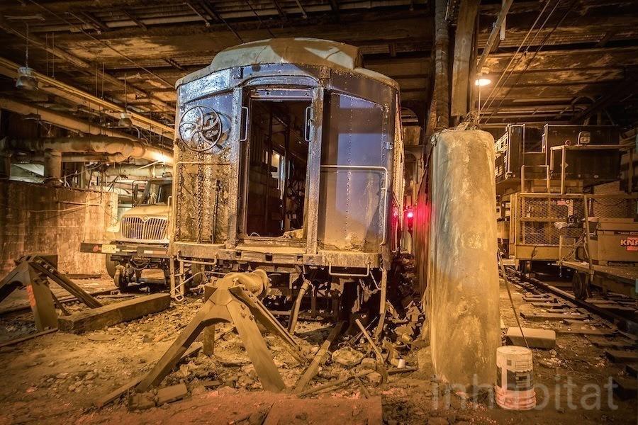 Secret Train 1