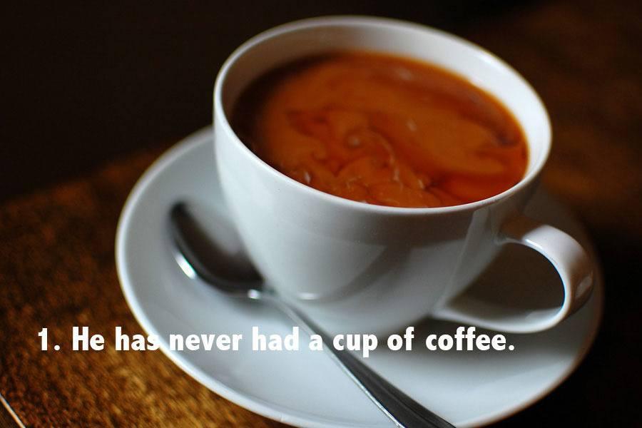 Steven Spielberg Facts He Hates Coffee