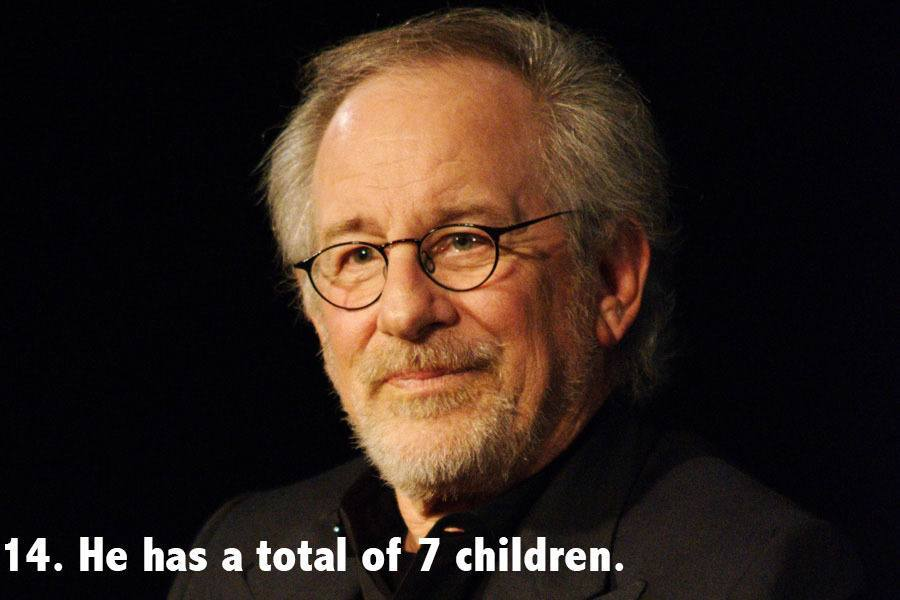 Steven Spielberg Facts Father