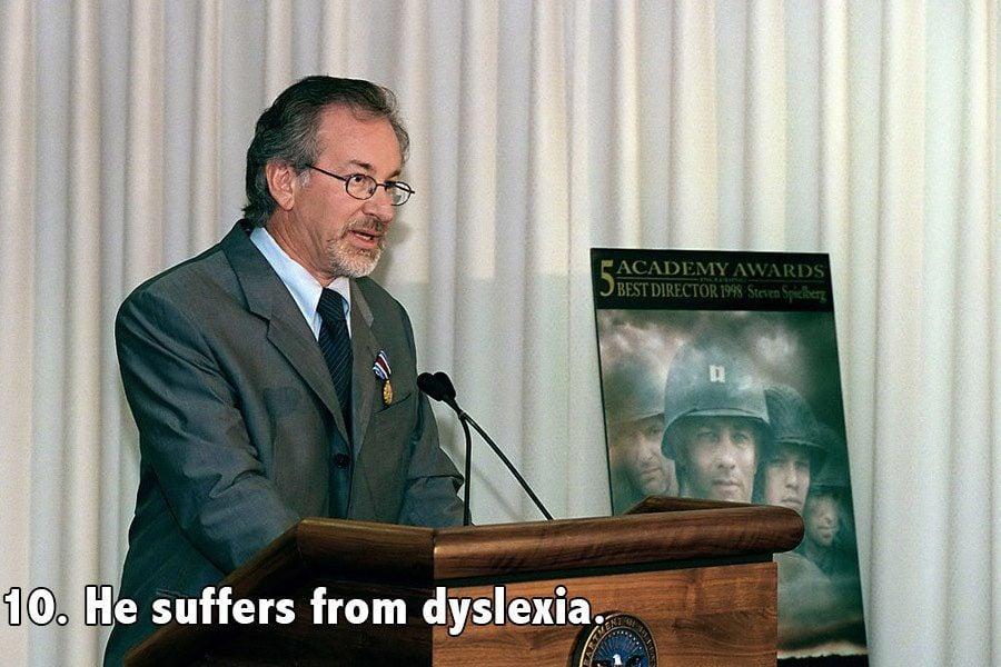 Steven Spielberg Facts Speaker
