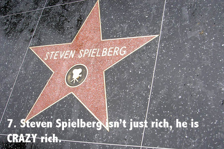 Steven Spielberg Facts Star