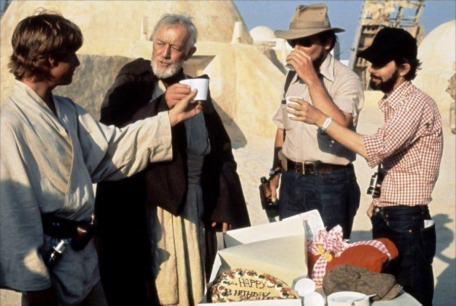 Alec Guinness Birthday