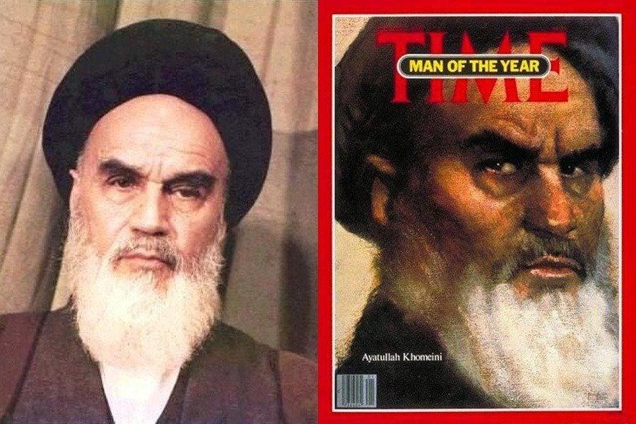 Ayatullah Khomeini Time Magazine