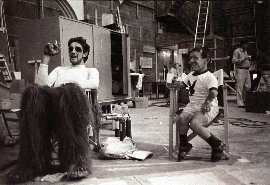 Chewbacca And R2d2