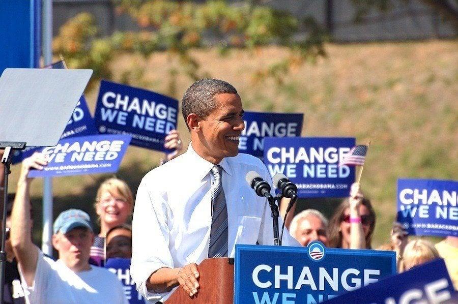 Electoral Upsets Barack Obama