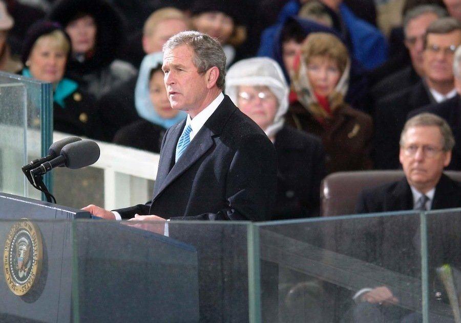 2001 Presidential Inaugural