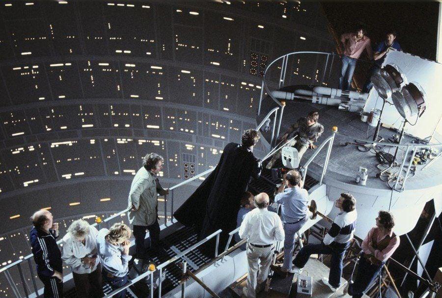 Empire Strikes Back Luke Darth Vader