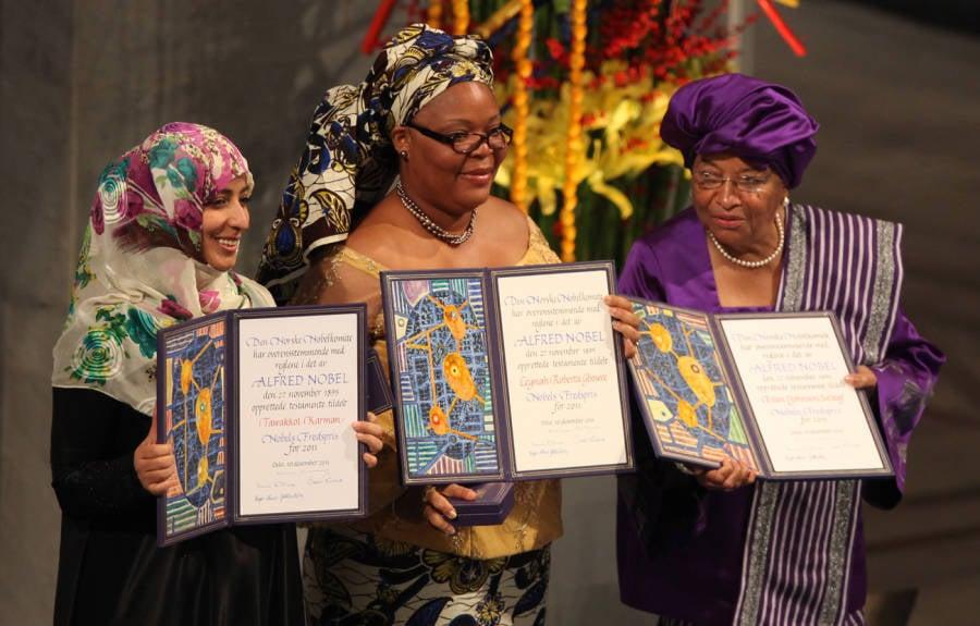 Female Nobel Prize Winners