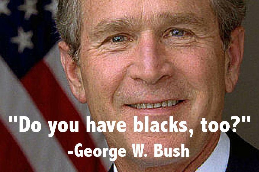 George W Bush Presidents