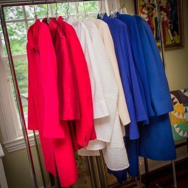 Hilary Clinton Suits