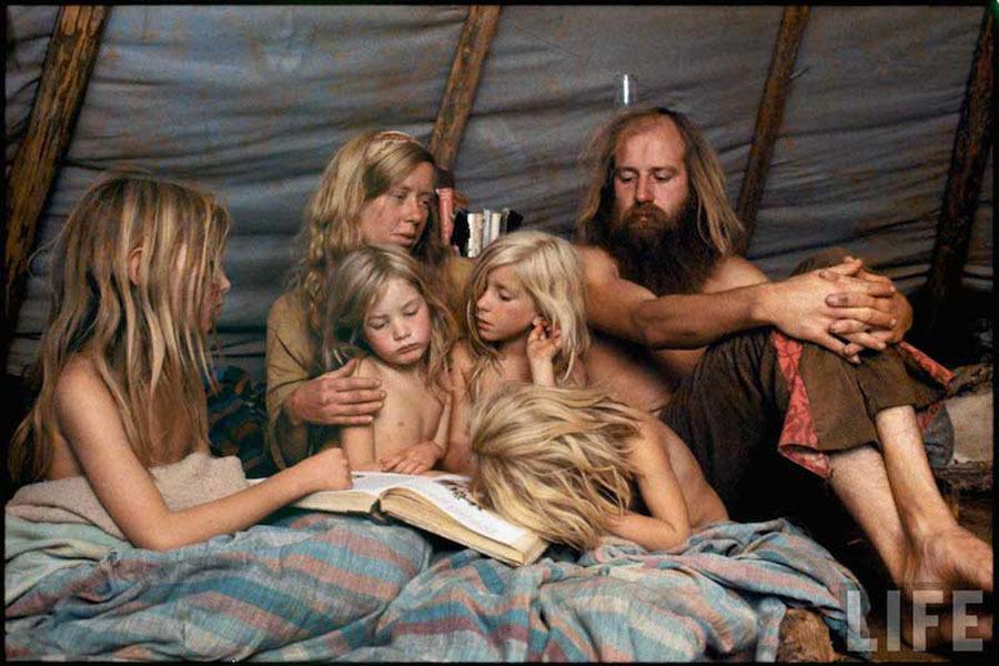 Hippie Commune Bedtime Stories