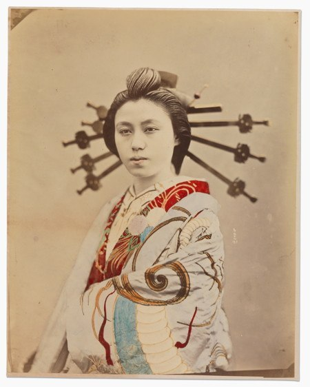 History Of Prostitution Japanese Oiran