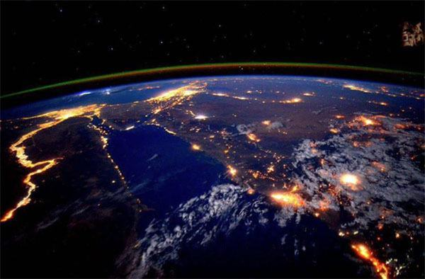 Influential Instagrams NASA
