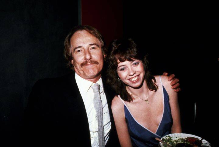 John And Mackenzie Phillips Together