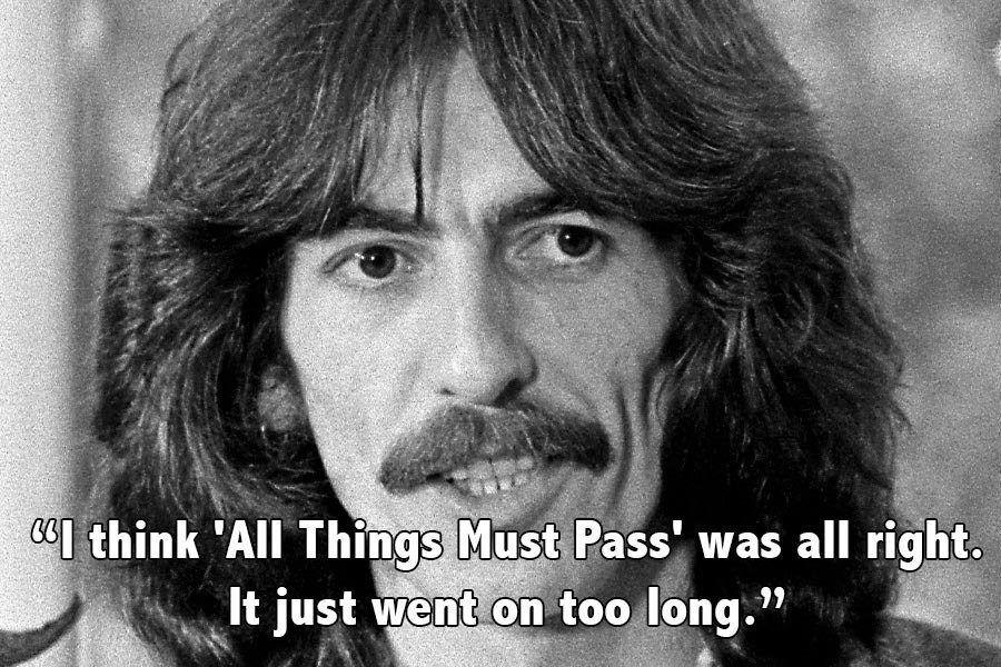 John Lennon George Harrison