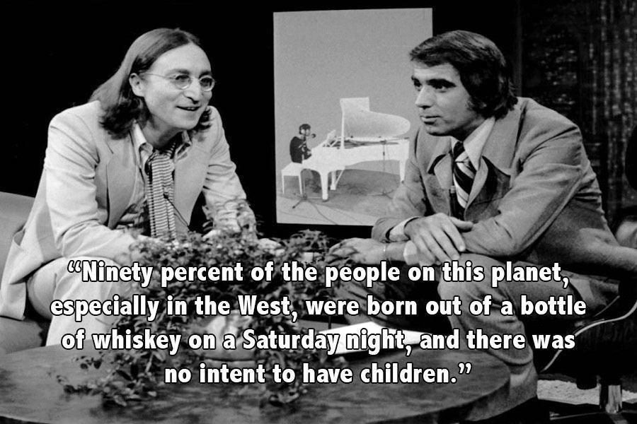 John Lennon Interview