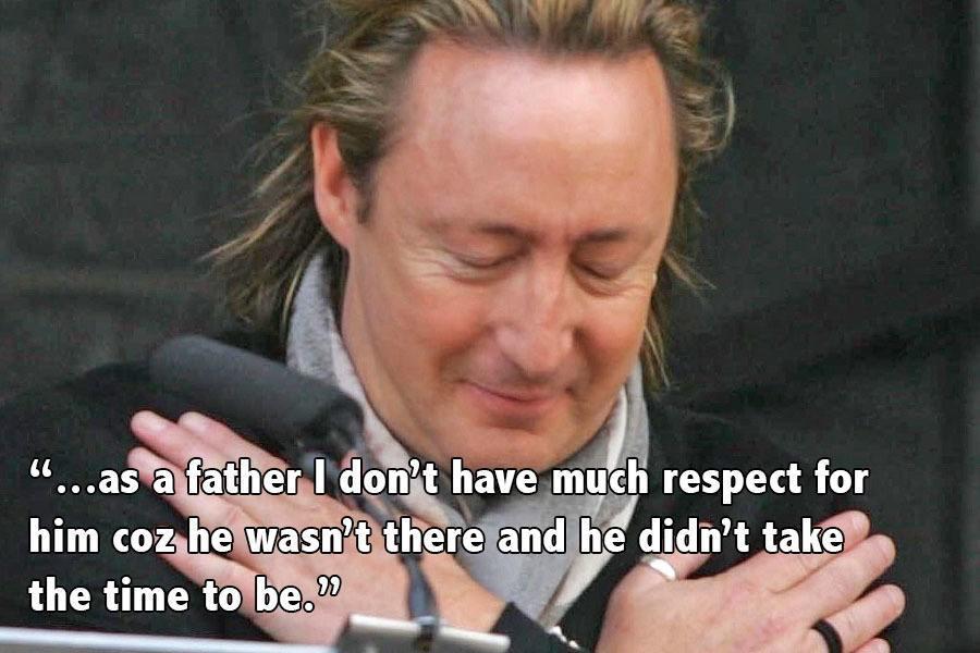 John Lennon Julian Lennon