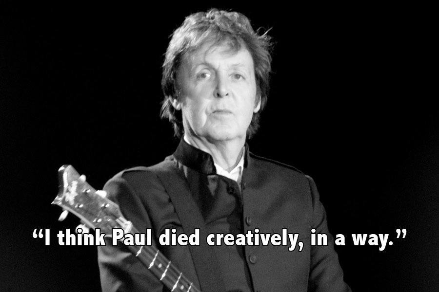 John Lennon Paul McCartney