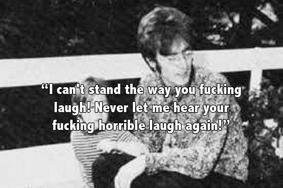 John Lennon With Julian