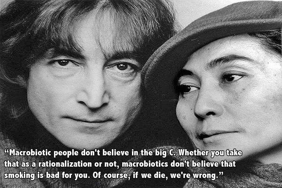 John Lennon Yoko Sweaters