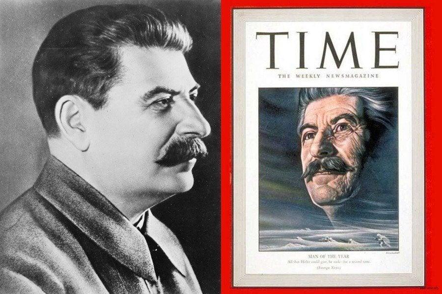 Joseph Stalin Time Magazine