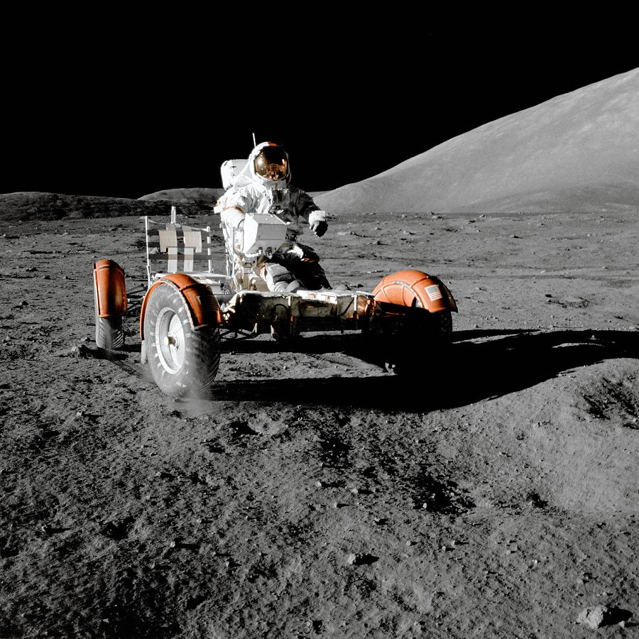 Last Manned Lunar Mission