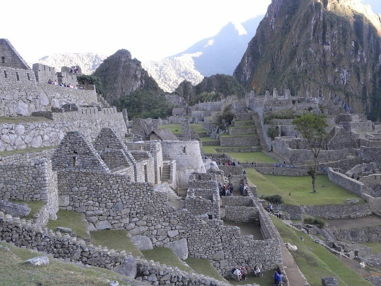 Machu Picchu Morning Two