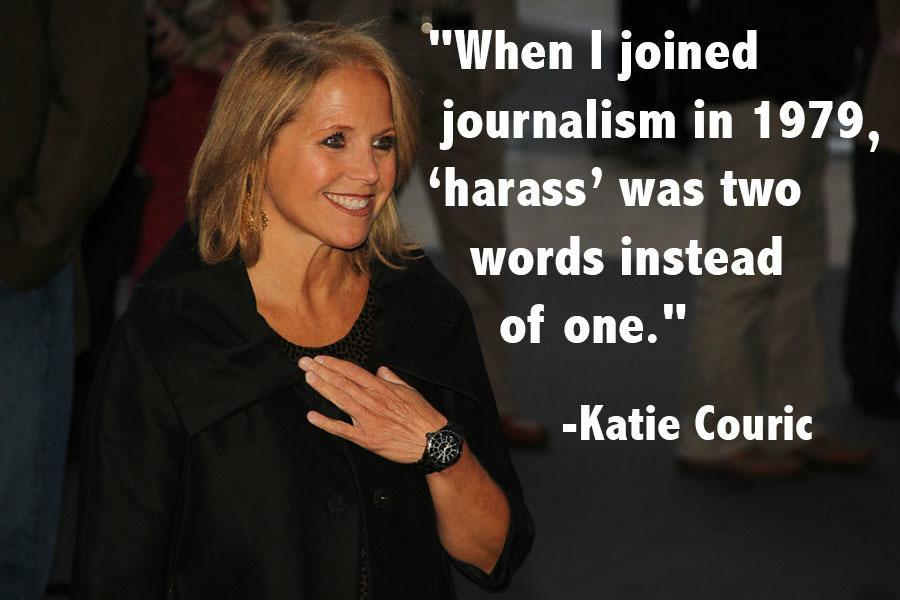Memorable Quotes 2015 Katie Couric