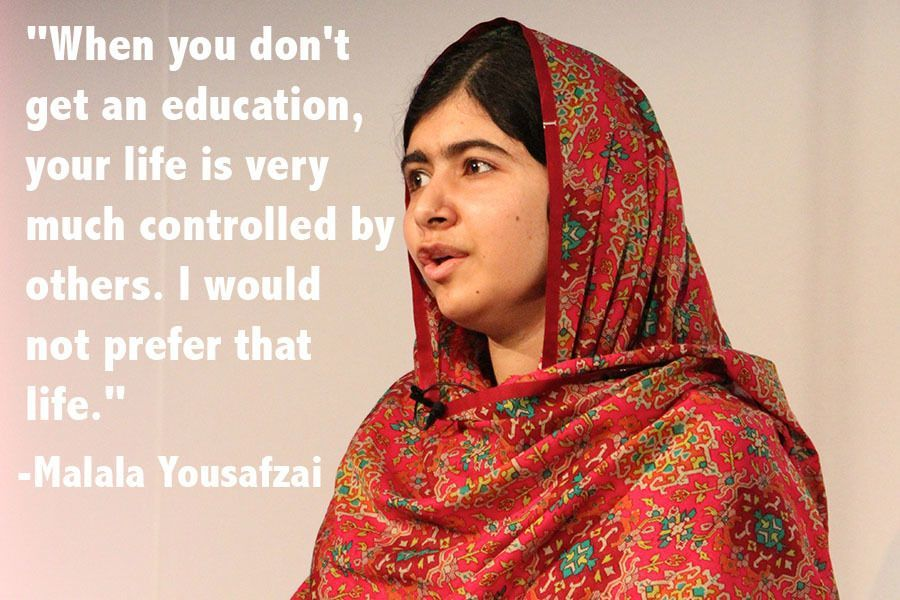 Memorable Quotes 2015 Malala