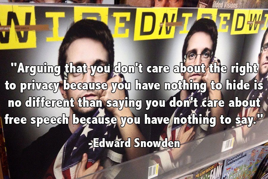 Memorable Quotes 2015 Snowden