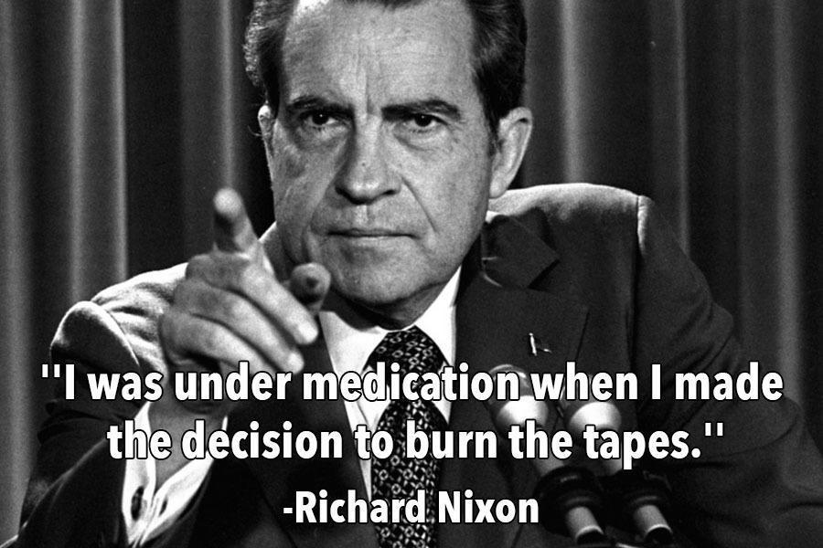 Nixon 2 Presidents