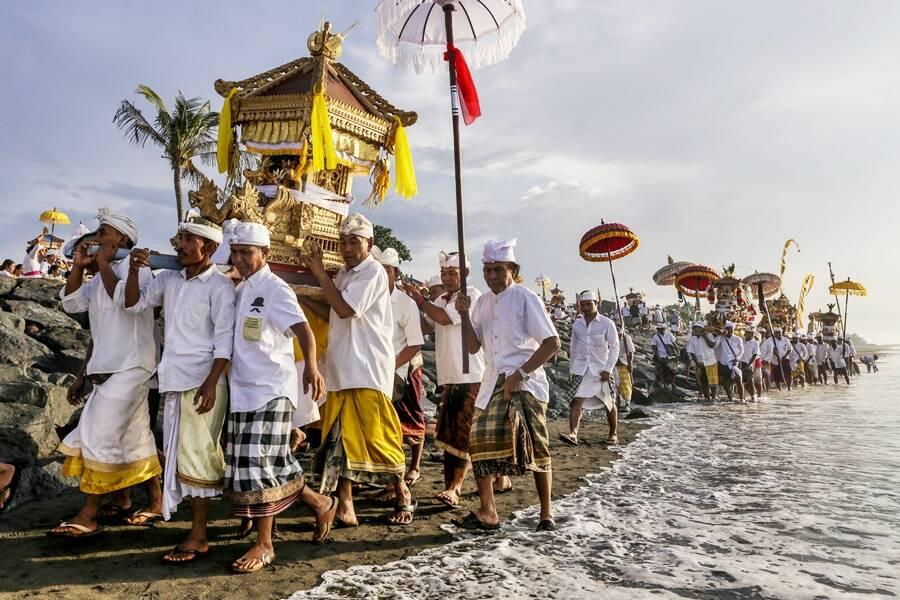 Nyepi New Years In Bali
