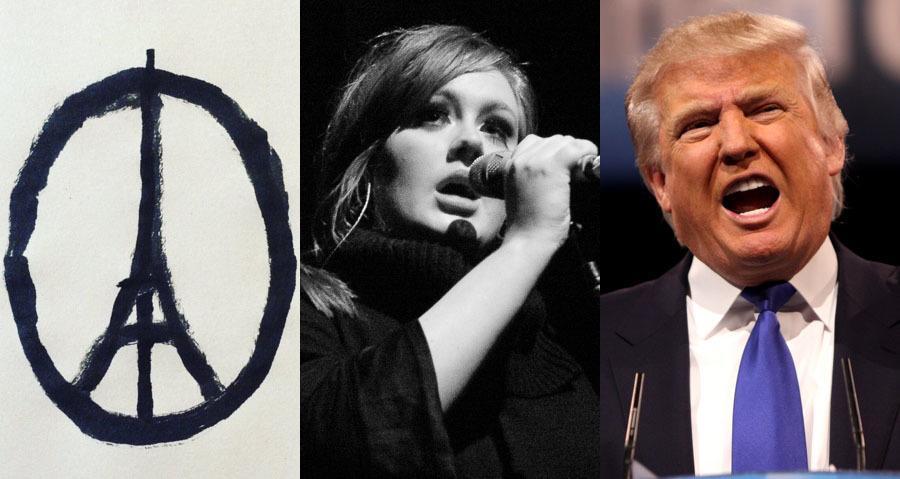 Paris Adele Trump