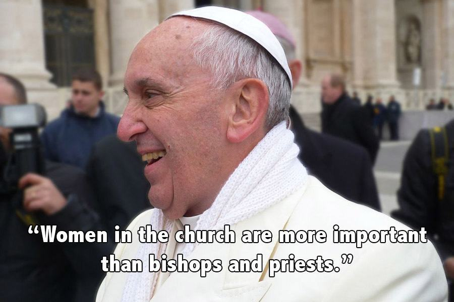 Women In The Catholic Church