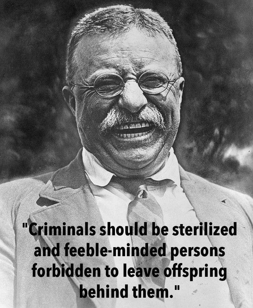 Presidents Roosevelt