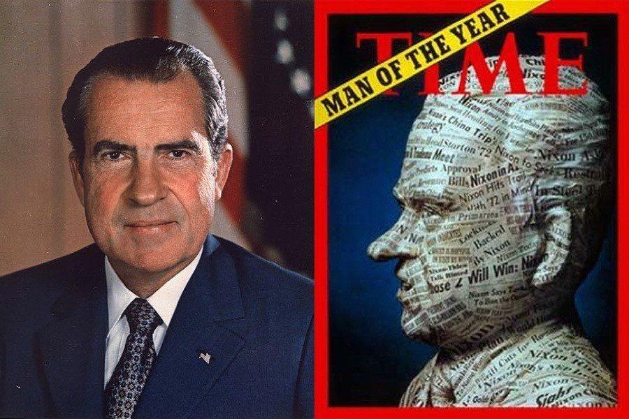 Richard Nixon Time Magazine